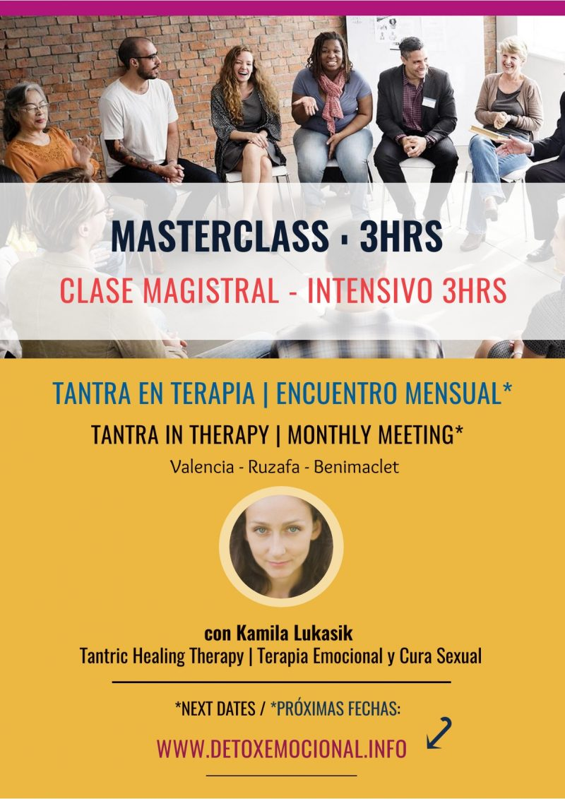 clase charla tantra
